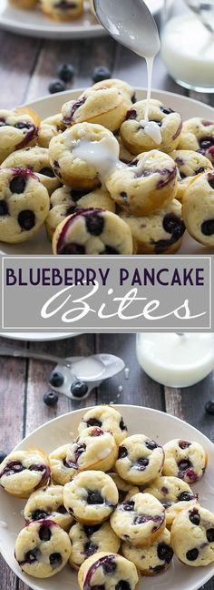 Cool Blueberry pancake bites will be your new go-to for an on-the-go breakfast. The post Blueberry pancake bites will be your new go-to for an on-the-go breakfast…. appeared first on Trupsy . Breakfast And Brunch, Breakfast Dishes, Breakfast Pancakes, Blueberry Breakfast Recipes, Breakfast Healthy, Healthy Breakfasts, Fodmap Breakfast, Breakfast Dessert, Easy Kid Breakfast Ideas