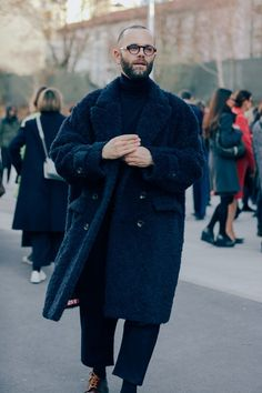 Angelo Flaccavento The women's wear shows in London, Milan, Paris, and New York offer a bounty of inspirational outfits, worn by some of the most stylish men on planet Earth.