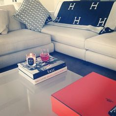 Hermes living (a.k.a. my kind of living)