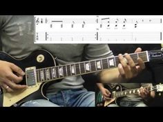 Pantera - A New Level - Metal Guitar Lesson (with TABS) - YouTube