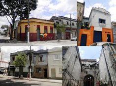 AS SINAGOGAS EM SÃO PAULO - ARTE E ARQUITETURA JUDAICA: Visita à Mooca...Rua Odorico Mendes