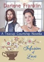 Giveaway at Reading, Writing, and the Stuff In-Between: Infusion of Love by Darlene Franklin #BookGiveaway