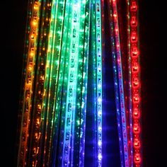 AGPtek® 8 Tube 144 LEDs Outdoor Waterproof Meteor Shower String Lights for Wedding Party Garden Environment Decoration Christmas Decor Tree (RGB Multi- color) AGPtEK http://www.amazon.com/dp/B00GYUEY52/ref=cm_sw_r_pi_dp_3v7ywb1Q07C7P