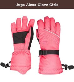 Jupa Alexa Glove Girls. span class=key_feature_class_titleKEY FEATURES/span div class=key_feature_classDurable Dridux-« coated Dobby construction features a fully waterproof membrane 170 grams of Thermadux-« insulation for reliable warmth /div Its simple really you want their hands to stay warm while theyre out in the snow And theres a simple solution the Jupa Alex Youth Glove Its made from Dridux-« coated Dobby for a durable finish that will stand up to everything winter throws at them…