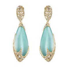 Desert Jasmine Fancy Clip Earring