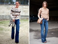 Jean Flare -