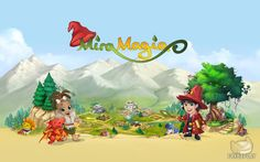 Dive in to a wonderful world full of magic. Learn powerful spells, grow colourful plants and raise your dragon!