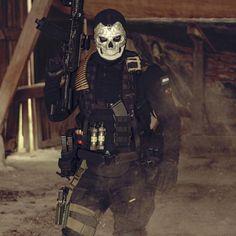 Call Of Duty, Jill Valentine, Girls Frontline, Modern Warfare, Swat, Comic Art, Military, Superhero, Game