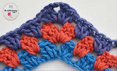 Ravelry: Granny Ripple Stitch Tutorial pattern by Amy Ramnarine