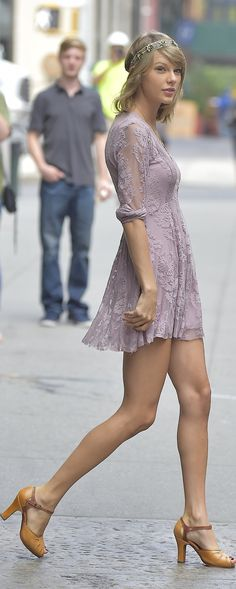 You're About to Fall Madly in Love With Taylor Swift's Free People Dress
