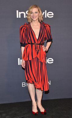 Cate Blanchett ging aan de haal met de award voor stijlicoon van het jaar.