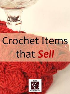 Are you wondering about crochet items that sell well? Are you ready to create a business around them? Well, read this post before you go any further. works for sewing as well. Crochet Gifts, Crochet Yarn, Crochet Stitches, Free Crochet, Crochet Craft Fair, Crochet Braid, Afghan Crochet, Yarn Projects, Knitting Projects