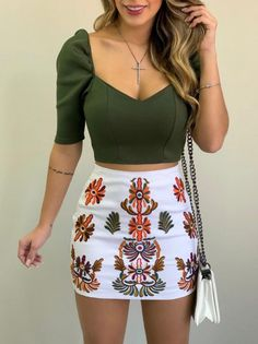 Cute Outfits With Jeans, Crop Top Outfits, Classy Outfits, Trendy Outfits, Cool Outfits, Indian Dress Up, Corset Style Tops, Corset Tops, Stylish Dress Designs