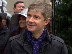 'The Hobbit' star Martin Freeman says film's sets were 'awe inspiring' - TODAY Entertainment