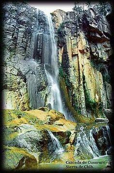 Cascada de Cusarare
