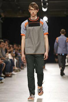 Kolor Menswear Spring Summer 2015 Paris