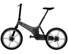Gocycle : G2 Folding Electric Bicycle