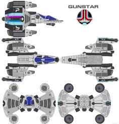 Last-Starfighter- Gunstar design