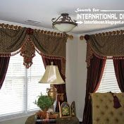 Red Leather Curtains And Valance Bright 2015 Unique Curtain Ideas I Think