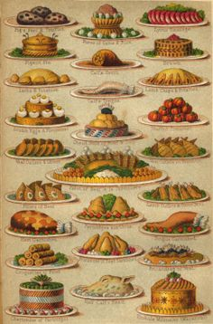 Mrs Beeton's Book of Household Management, 1861