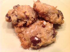 Best Paleo Cookies Ever! Chocolate chip cookies | Fit Paleo MomFit Paleo Mom