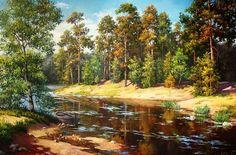 красота русского пейзажа – 05