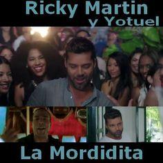 Acordes D Canciones: Ricky Martin - La Mordidita ft. Yotuel