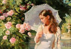 Paintings by Vladimir Volegov