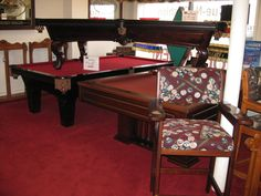 March Madness Sale!                      $200-$500 OFF!                             Select Brand Name Pool Tables
