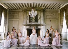 The brides bridesmaids have their origin long ago in biblical stories. They always have had a very important role in terms of friendship moral and organizational support More of this stunning bridesmaids sessions coming soon on with and many Brides And Bridesmaids, Bridesmaid Dresses, Wedding Dresses, Destination Wedding Photographer, Elegant Wedding, Real Weddings, Marie, Fairy Tales, Flower Girl Dresses