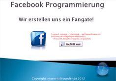 Ein Fangate oder Fan gate App zu Programmieren ist nicht schwer. Auch Anfänger können ein Fangate bzw. eine fan gate app erstellen. Merh dazu unter: http://www.internetallrounder.de/social-media/fangate-erstellen-mann-mus-kein-informatiker-sein-um-facebook-apps-zu-programmieren.html