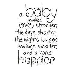 Baby sentiment