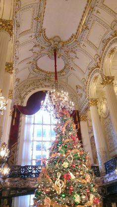 Christmas Tree at Heinz Hall, Pittsburgh, Pennsylvania