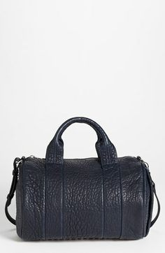 Alexander Wang 'Rocco - Dumbo Rhodium' Leather Satchel, Large available at #Nordstrom