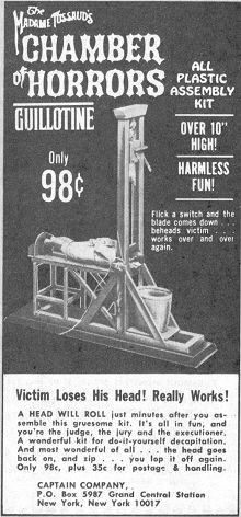 I want one! #creepy #vintage #ad