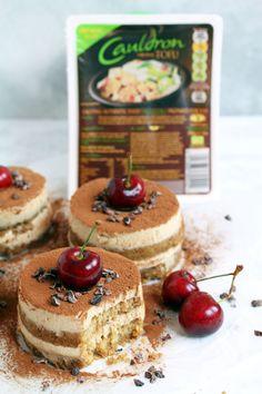 Vegan Tofu Tiramisu - UK Health Blog - Nadia's Healthy Kitchen