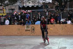 Quiltro @ CHEPOLO! 2do Sudamericano de Bike Polo BSAS Argentina 2012
