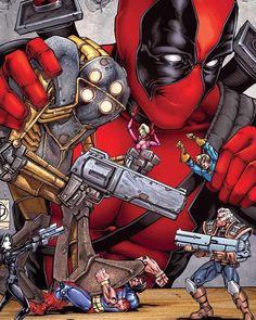 I found this very funny  I see the deadpool movie and I think is one of the greatest movie ever I ever see #deadpool#redhood#wolverine#batmanvsuperman#civilwar#captainamerica#ironman#deathstroke#theflash#arrow by devilzsmile.com #devilzsmile