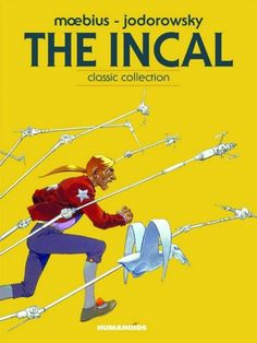 Behold, the Glory That is 'The Incal' by Moebius [Preview]