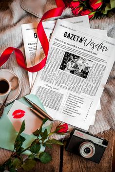 Gazeta Weselna atrakcja do gości na weselu, slubnaglowie.pl Wedding Shoes, Wedding Day, Weeding, Flowers In Hair, Bhs Wedding Shoes, Pi Day Wedding, Grass, Wedding Boots, Weed Control