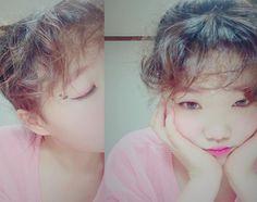 #AKMU #Suhyun IG : ㅂ..부잉 부잉..
