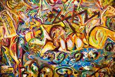 Pasiphae Jackson Pollock