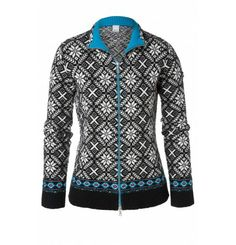 The Bogner Fire & Ice Wendy Women's Sweater offers a classic winter look. Ski Fashion, Fashion Women, Knit Jacket, Zip Sweater, Winter Looks, Sophisticated Style, Active Wear, Sportswear