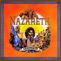 Nazareth Rampant – Knick Knack Records