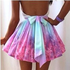 Awesome! Cute clothes / dresses if you love galaxy prints like me well why dont you buy iit