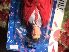 MOC, Butlin's Holidays Men Red Coat Doll Toy Figure, Top Toys | eBay