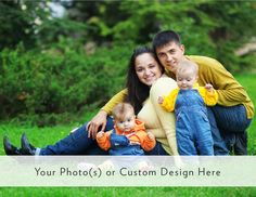 Fully Customizable Value Holiday Photo Card - Discount Greeting Cards
