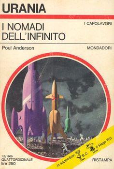 515  I NOMADI DELL'INFINITO 1/6/1969  STAR WAYS  Copertina di  Karel Thole   POUL ANDERSON