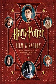 Harry Potter Film Wizardry PDF Brian Sibley Harper Design Immerse yourself in the world of the spectacular Harry Potter film series, and learn why Yule Ball ice sculptures never melt, where Galleons, Sickles and Knuts are really minted, how to get a Hippogriff to work with actors, about the inspiration behind Hogwarts castle, and why Dementors move the way they do. Written and designed in collaboration with the cast and crew that brought J.K Rowling's celebrated novels to the silver screen, Harr Cinema Online, Film Online, Harry Potter Cookbook, Harry Potter Films, Book Bins, Find Your Friends, Kindergarten Books, Harry Potter Collection, Filmmaking