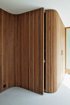 Creative Hidden Door Design for Storage and Secret Room IdeasYou can find Hidden doors and more on our webs. Interior Architecture, Interior Design, Interior Decorating, Hidden Compartments, Hidden Rooms, Secret Rooms, Cladding, Furniture Design, New Homes